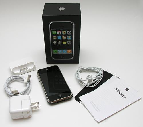 iPhone 3G UMTS con Schermo OLED pronto per giugno