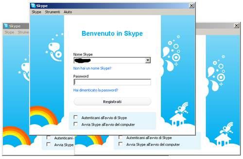 skype4 login