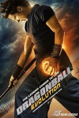 Dragon Ball Evolution : Trailer ita Sottotitoli e Poster