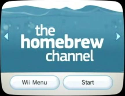Wii : Nuova versione dell'HomeBrew Channel