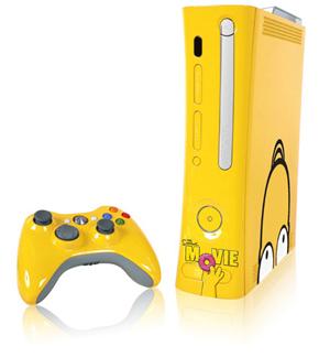 Xbox 360 griffata Simpson
