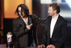 MTV Movie Awards – Vince Jack Sparrow