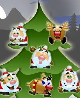 Emoticon di Natale per MSN e Live Messenger