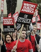 sciopero degli sceneggiatori