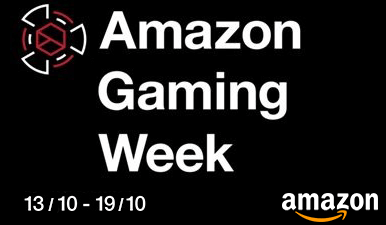 Amazon Gaming Week scopri tutte le offerte