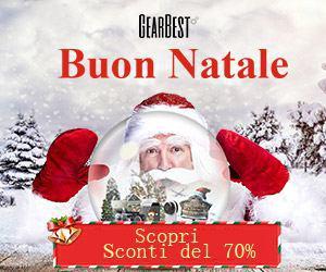offerte Natale Gearbest